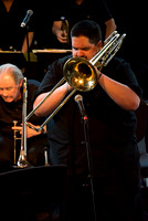 Rob Stoneback Big Band 08.11.15 Musikfest Cafe